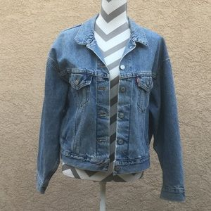 Levi's Jean, Denim Jacket